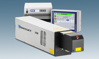 Videojet 3330 CO₂ Laser Marking Equipment