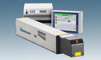 Videojet 3130 CO₂ Laser Marking Equipment